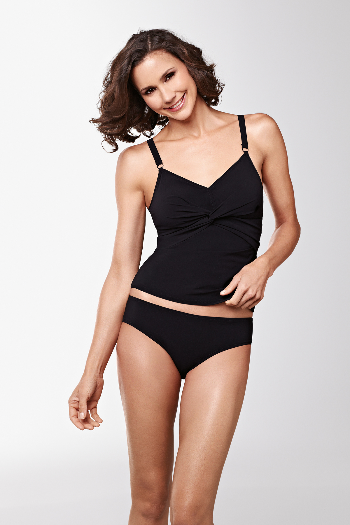 Amoena Black Sea Bathing Suit