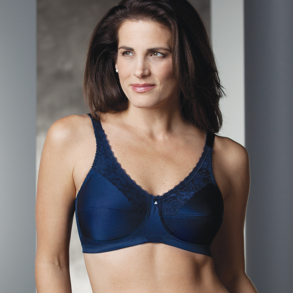 Trulife Barbara Lace Accent Mastectomy Bra